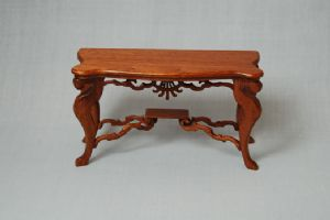 180. Ornate Console Table